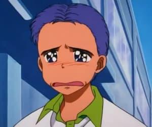 anime, shoujo, and sad image