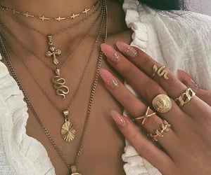 accessories, necklaces, and earings image