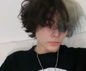 1bedhead, ash, and cat boy image