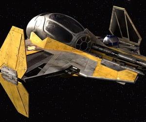 Anakin Skywalker, r2-d2, and star wars image