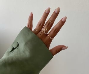aesthetic and jewelry image