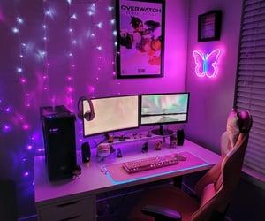 gamer and setups image