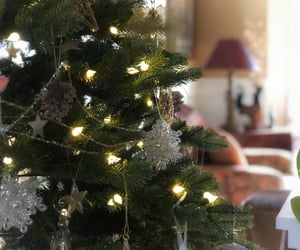 aesthetic, christmas, and decorations image
