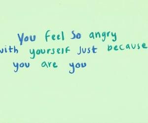 quotes, angry, and sad image