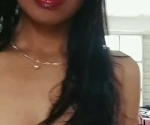 bandana, hair, and brunette image