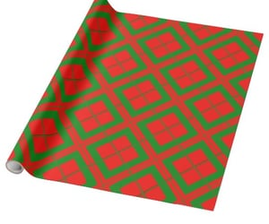 christmas, wrapping paper, and storecee image