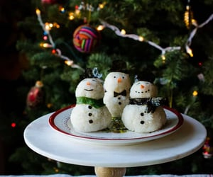 christmas, desserts, and recipes image