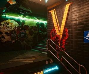 bar, v, and 2077 image