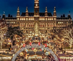 christmas and architecture image