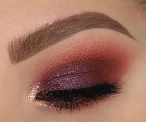 beauty, makeup, and palette image