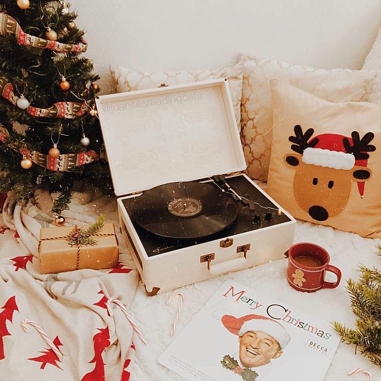 christmas, holidays, and songs image