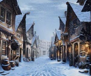 article, harry potter, and fiction image