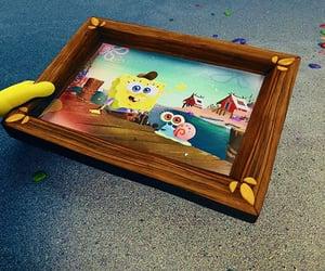 spongebob and sponge on the run image