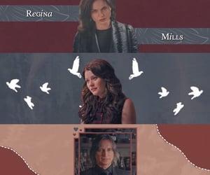 aesthetic, edit, and regina mills image