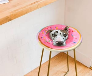 donut, society6, and home decor image
