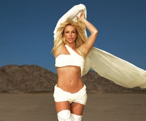 britney spears, david lachapelle, and glory image