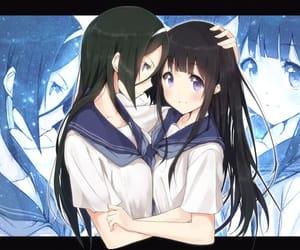 anime, égirl, and anime icon image