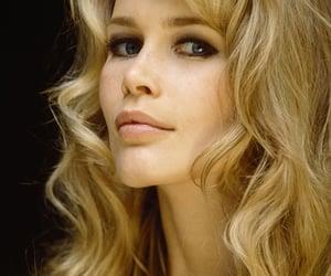 Claudia Schiffer, girl, and pretty image