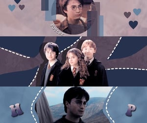 harry potter, aesthetic, and edit image