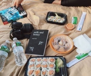 food, chill, and picnic image