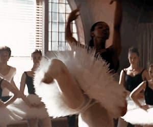 gif, netflix, and ballerina image