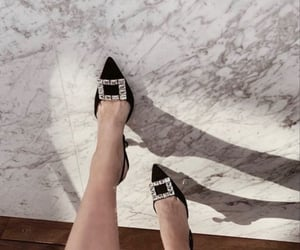 accessoires, shoes, and heels image