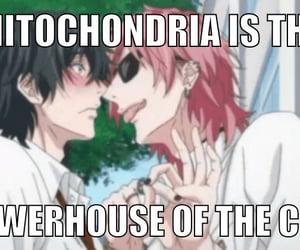 !, <3, and anime image