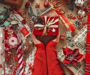 christmas, Christmas time, and gifts image