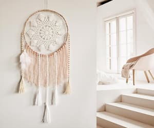 crochet, wall hanging, and bedroom ideas image