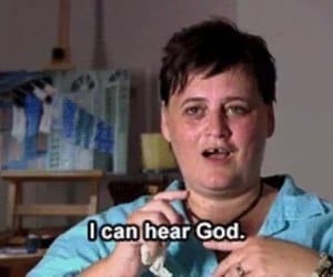 stan, bs, and i can hear god image