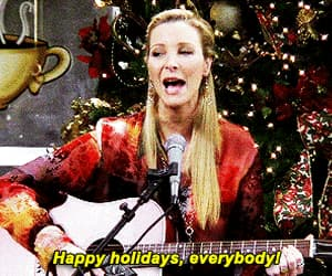 phoebe buffay at tow the girl from poughkeepsie