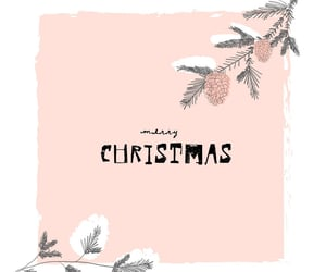 background and merry christmas image