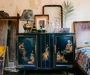 boho, asian, and eclectic image
