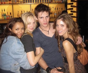 cast, the vampire diaries, and kat graham image