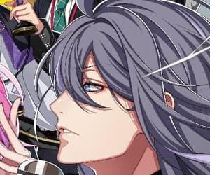anime, matching icons, and hypnosis mic image