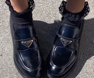 aesthetic, Prada, and shoes image
