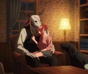 anime and mahoutsukai no yome image