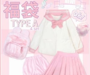 japan, kawaii, and pink image