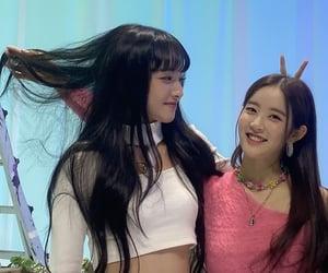 YOON AND SIEUN (image not mine found it from pinterest <3)