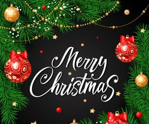 merry christmas and christmas image