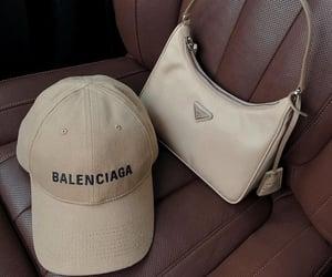 Balenciaga and Prada image