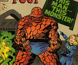 Fantastic Four, gif, and Marvel image