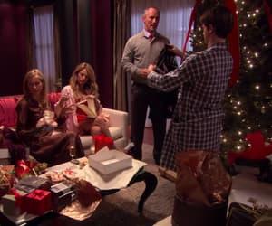 christmas, gossip girl, and lily image