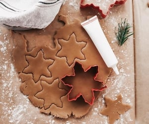 autumn, christmas cookies, and Cookies image