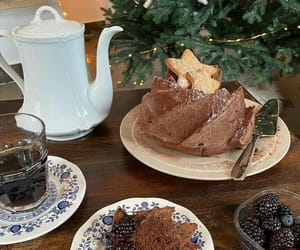 christmas, cozy, and delicious image