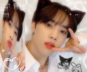 sunwoo, the boyz, and kim sunwoo image