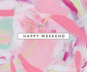 paint, weekend, and hello weekend image