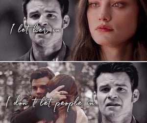 couple, love, and hayley and elijah image