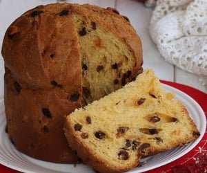 bakery, cake, and natale image