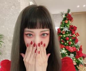 actress, hair, and han ye seul image
